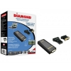Diamond USB 3.0/2.0 to DVI/HDMI/VGA Adapter, Multiple Display Monitor